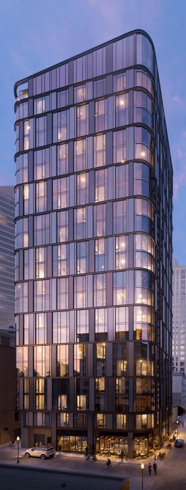 The Parker | Downtown Boston Luxury Condos
