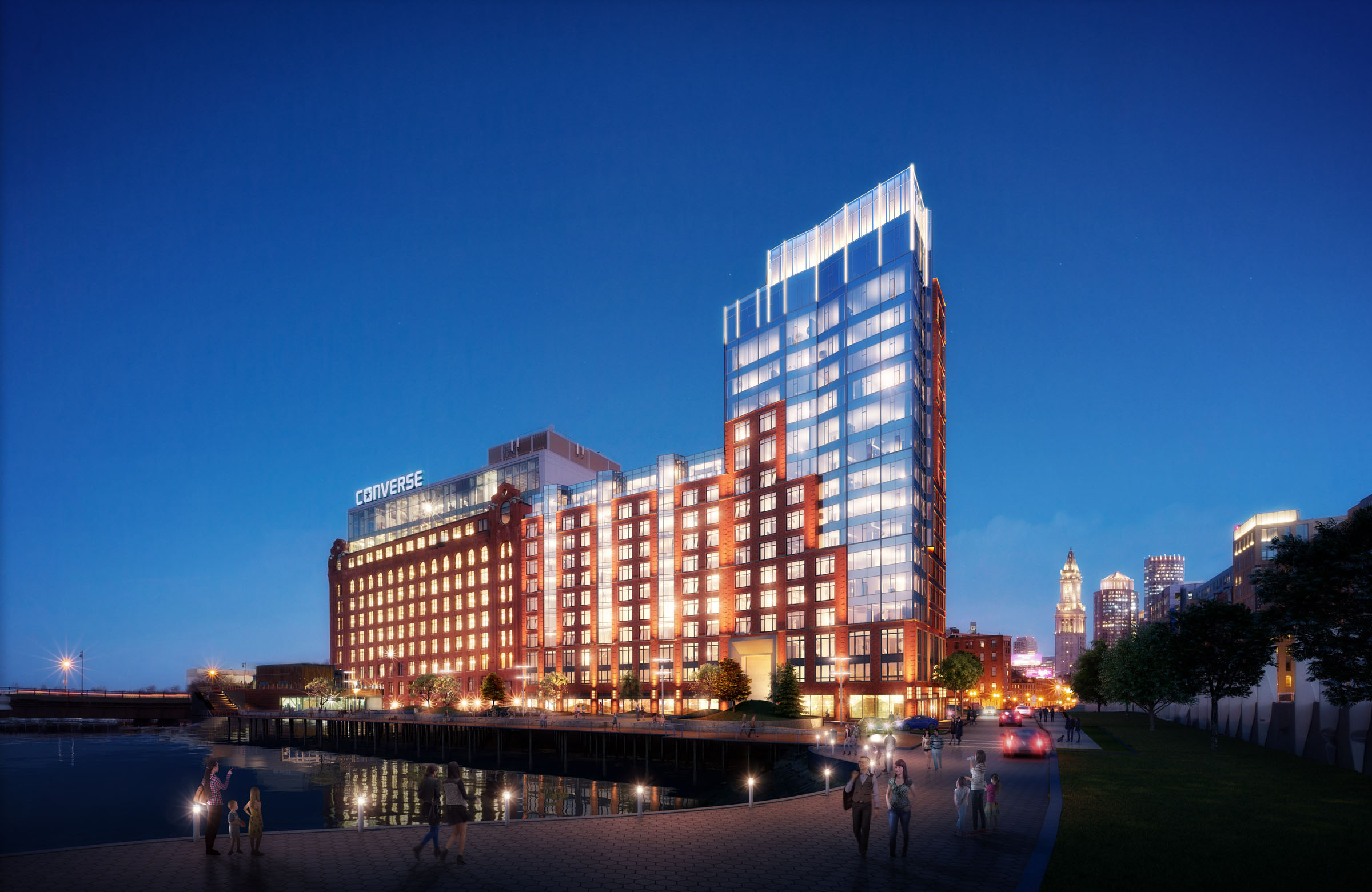 Lovejoy Wharf | 100 Lovejoy Place | North End Boston