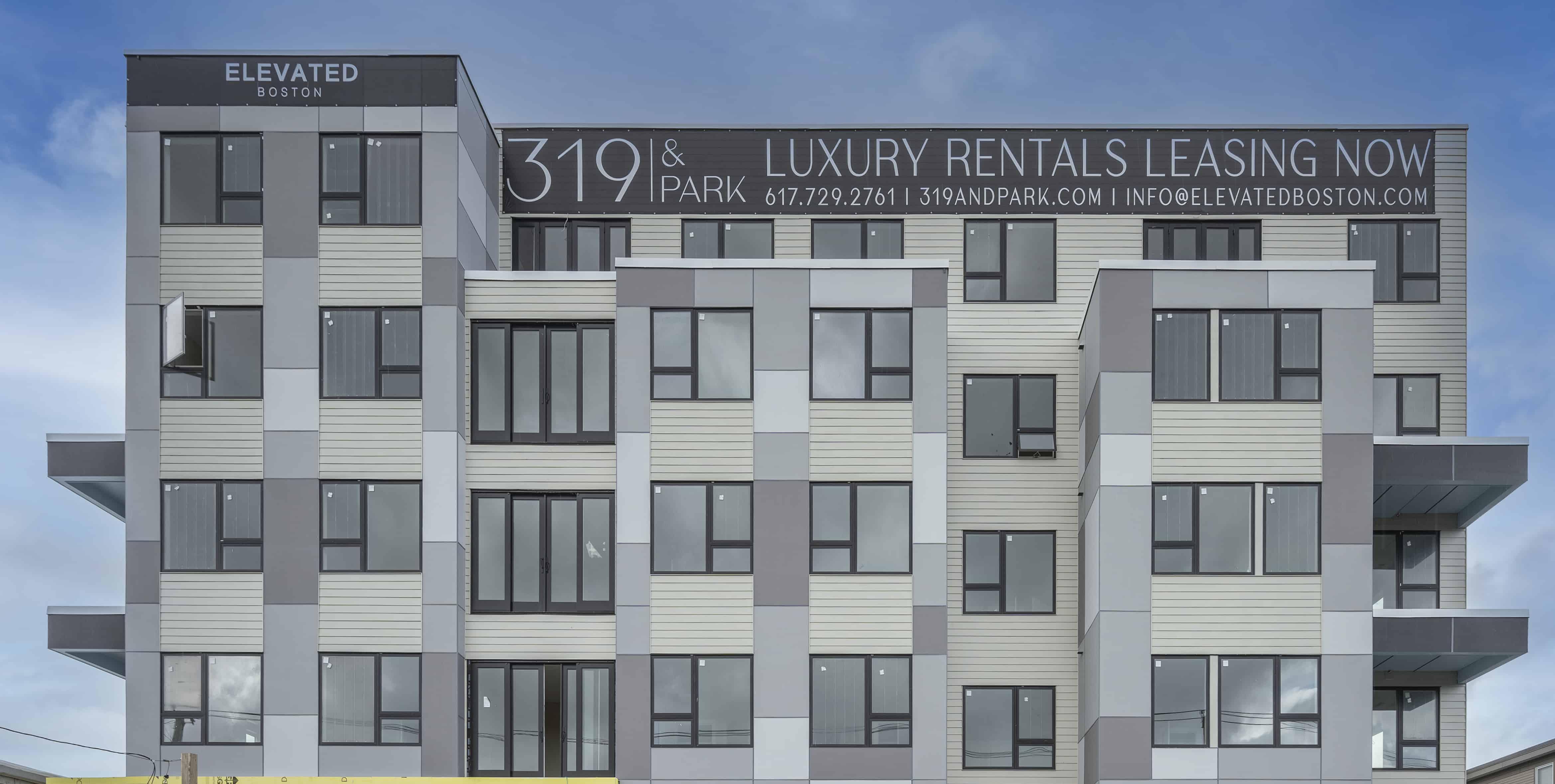 319 & Park | East Boston Luxury Rentals
